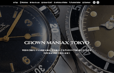 CROWN MANIAX TOKYO
