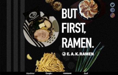 EAK Ramen
