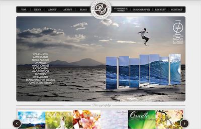 Palette Sounds Official Website