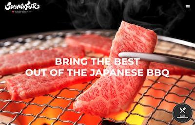 SHIMOFURI BBQ