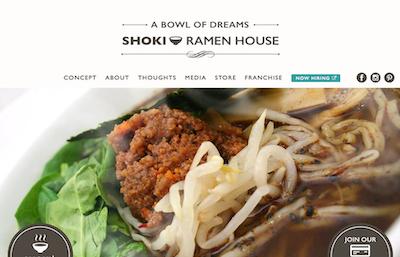 SHOKI RAMEN HOUSE