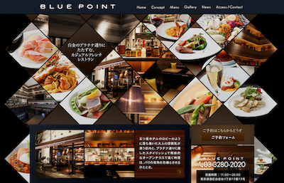 T&G - BLUE POINT CAFE